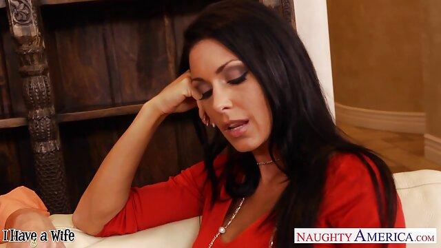 Horny femme blanche mature film x amateur francais obtient une bonne baise sensuelle par bbc